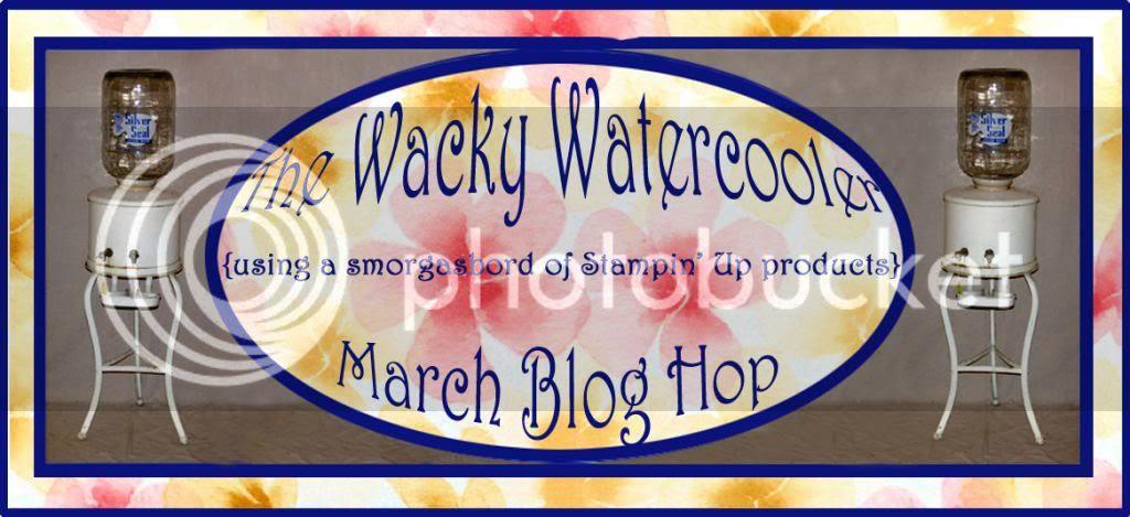 The Wacky Watercooler March Blog Hop