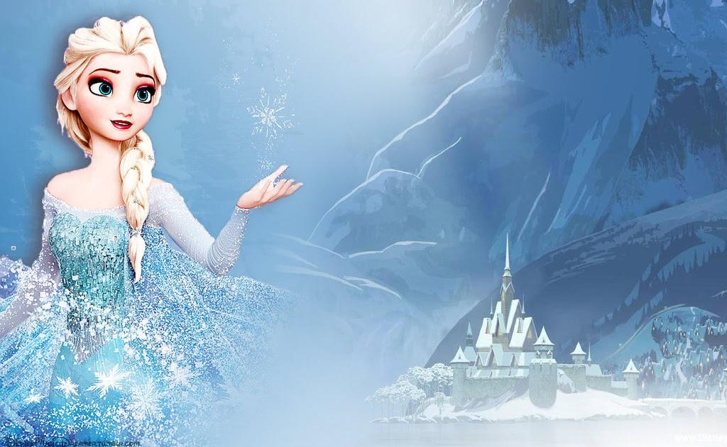 20 gambar kartun frozen elsa  gambar kartun