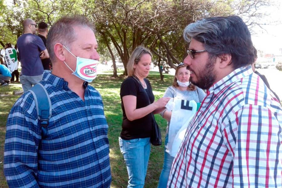 """""""A pesar de las sanciones, la FFSP seguirá denunciando irregularidades en ASSE"""""""