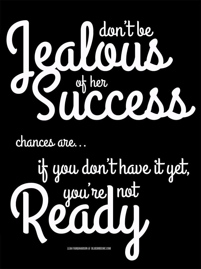 Jealous Friends Quotes
