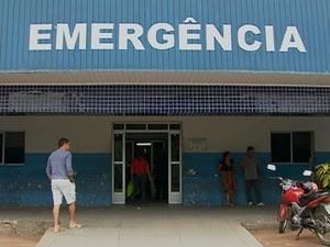 Hospital Regional Júlio Alves de Lira, em Belo Jardim, Pernambuco (Foto: Reprodução/ TV Asa Branca)