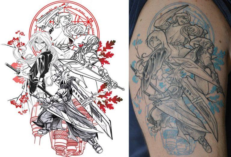45 Amazing Game Tattoos Designs For Boys And Girls Tattoos Era