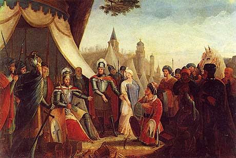 Ficheiro:Siege of Lisbon - Muslim surrender.jpg