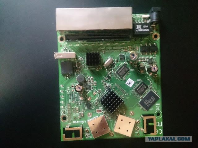 Переделка Mikrotik RB951G-2HnD