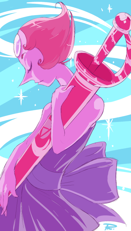 Pearl's love for Rose gives me the feels everytime