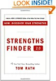 StrengthsFinder 2.0 by Tom Rath book cover