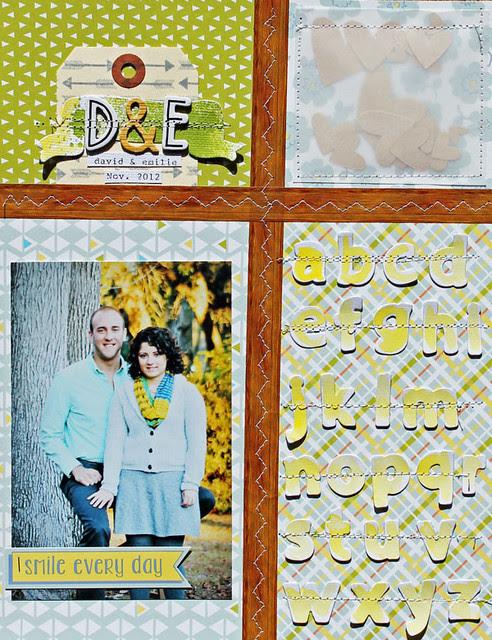 D&E---Layout