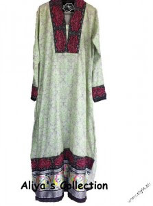 Lawn Suits Stitch 2012 By Aliyas Collection 1 223x300