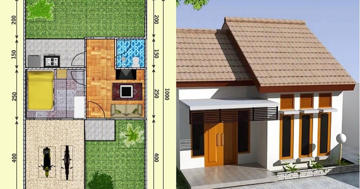 Desain Kamar Mandi Rumah Type 21 - Desain Kamar dan Ruang