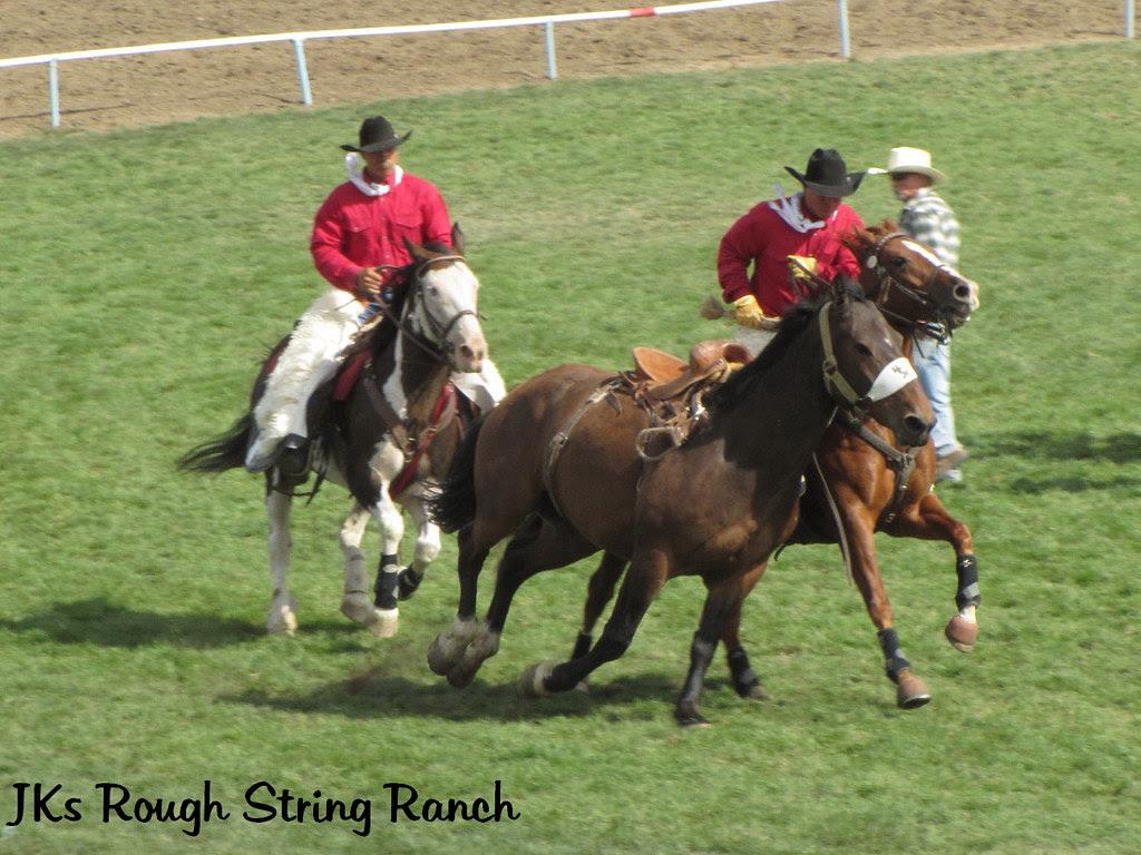 Hard Workin' Pickup Horses