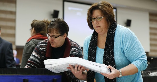 Uh Oh: Half Of Detroit's Ballots Might Be Disqualified Due To Errors