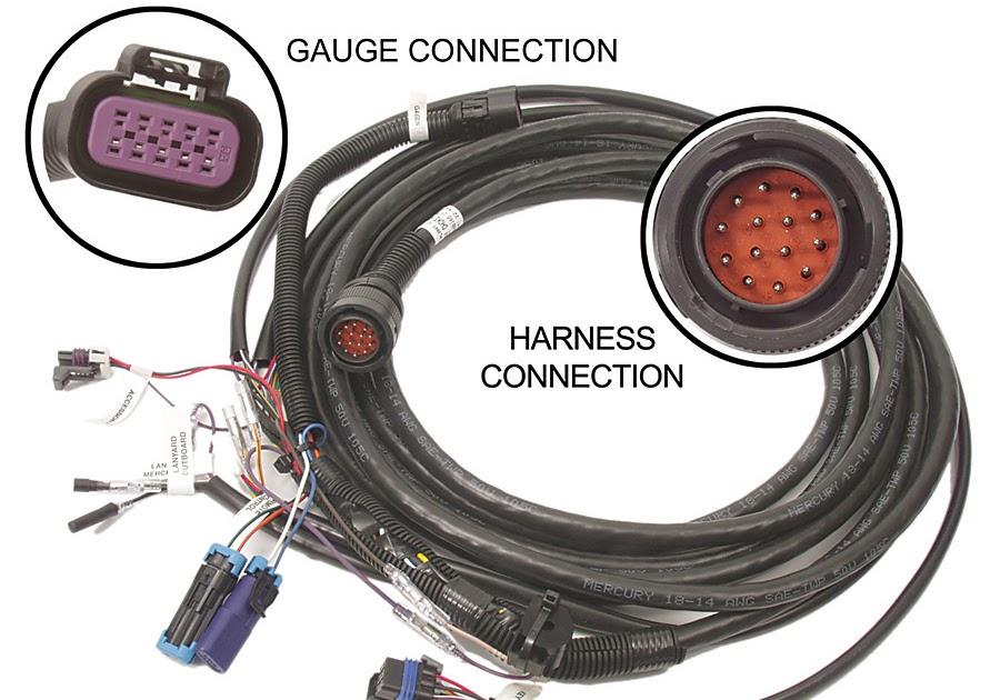 Wiring Manual Pdf  14 Pin Mercury Control Box Wiring
