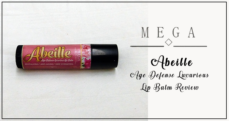 MEGA Beauty Abeille Age Defense Luxurious Lip Balm