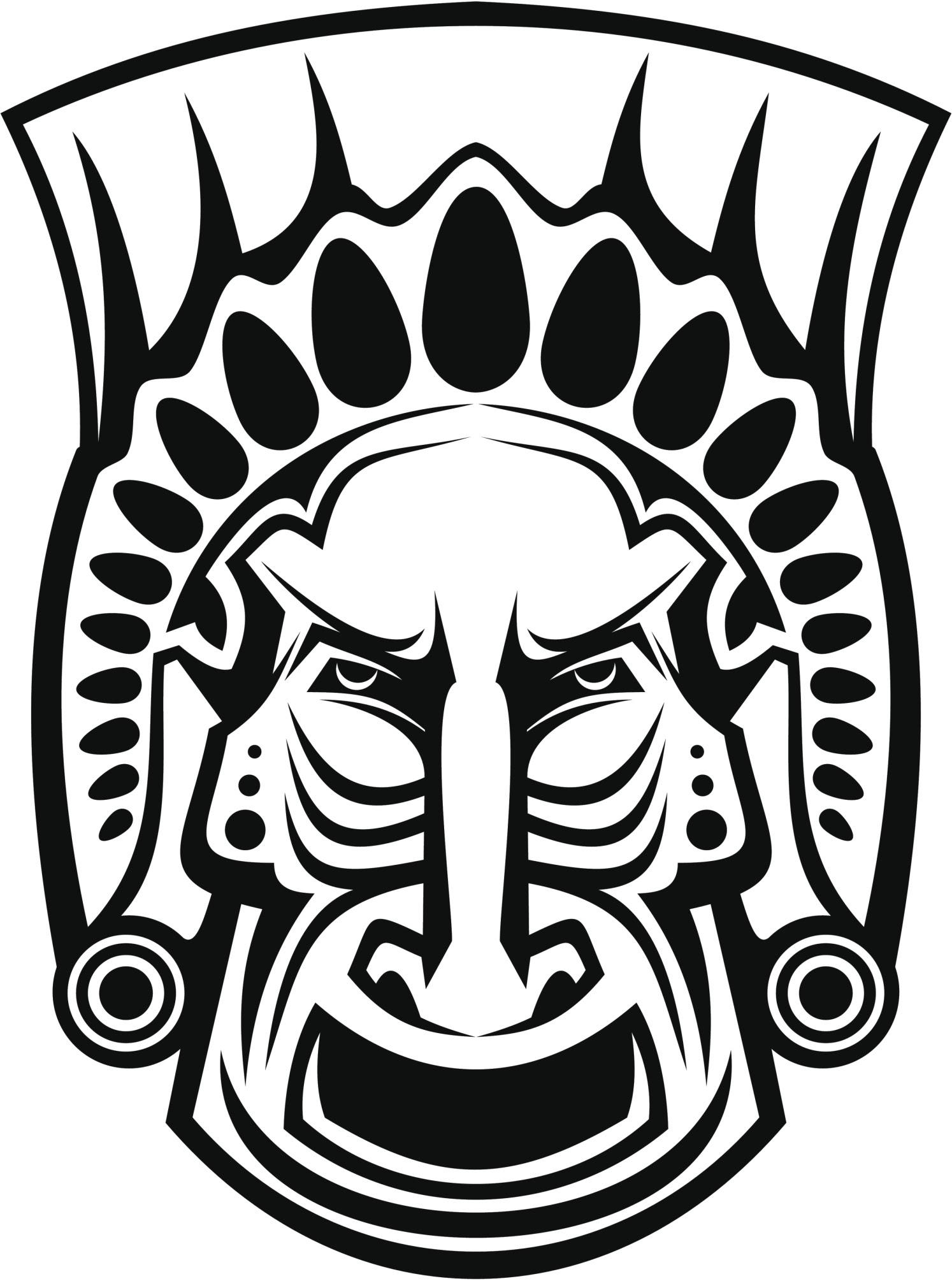 Arte Maya Para Colorear El Taller Del Color Arte Precolombino