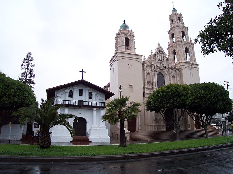 File:San Francisco de Asis--Mission Dolores.JPG