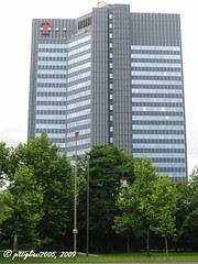 Bürogebäude / officebuilding Deutsche Telekom