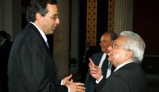 «Χαιρετίσματα» στον κ. Α. Σαμαρά για τον Εθνάρχη