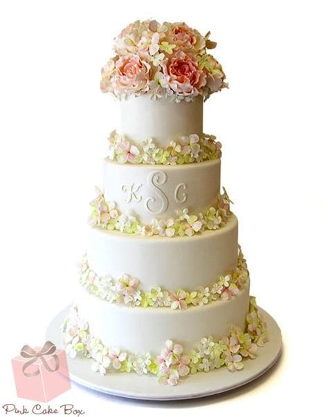 108 best images about Wedding Cakes on Pinterest   Peony