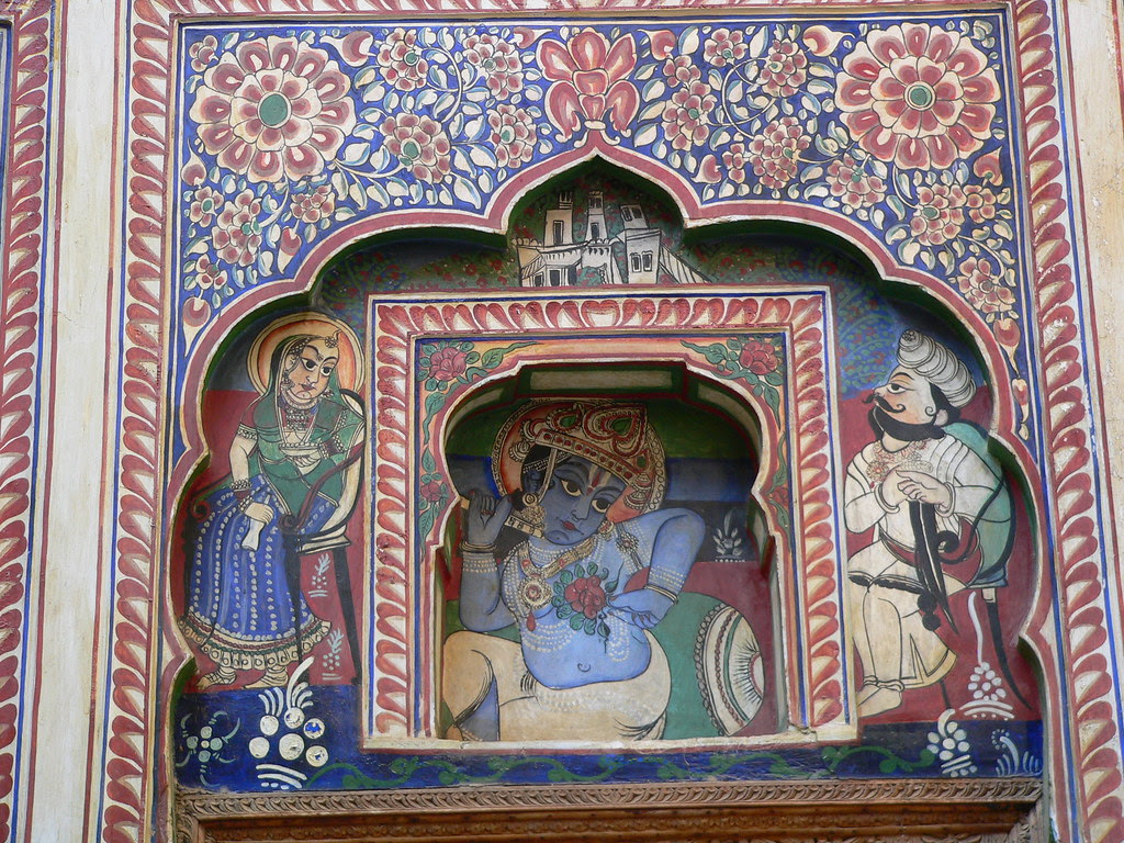 Shekhawati - detail