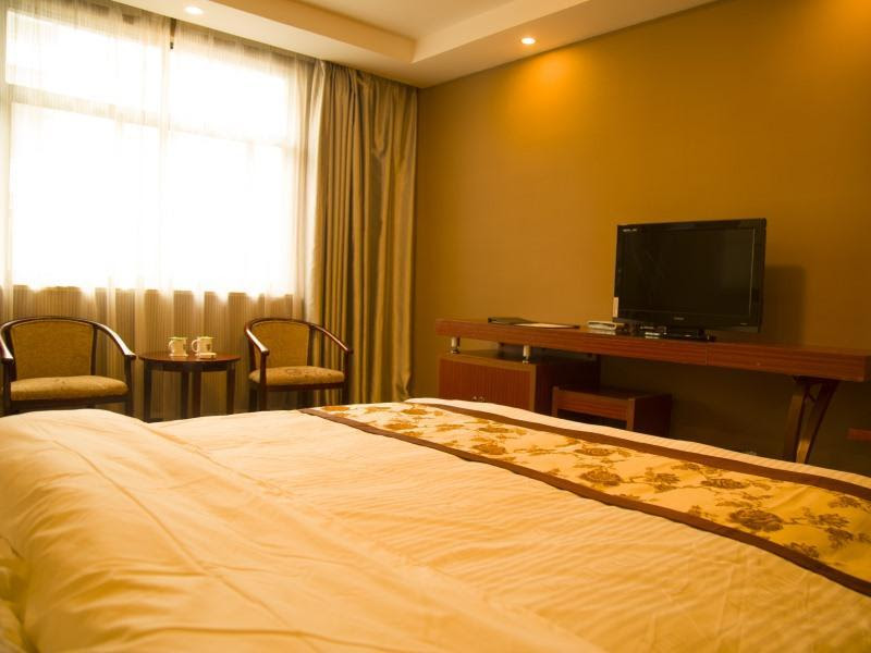Review GreenTree Alliance Huangshan Gengcheng Town Huangshan Scenic Spot North Gate Hotel