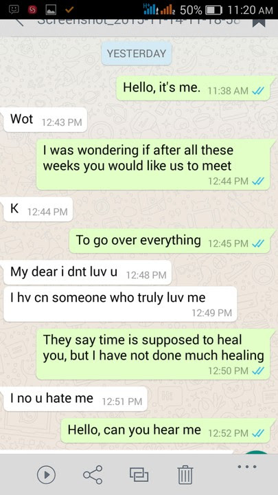 How A Nairalander Pranked His Ex Girlfriend With The Lyrics Of Adeleu002639;s Song  Romance  Nigeria