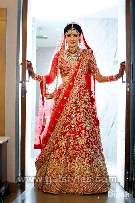 Indian Latest Bridal Lehenga Designs & Trends 2018 2019