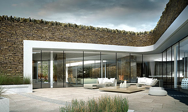Powerful-Exterior-of-Eco-House ...