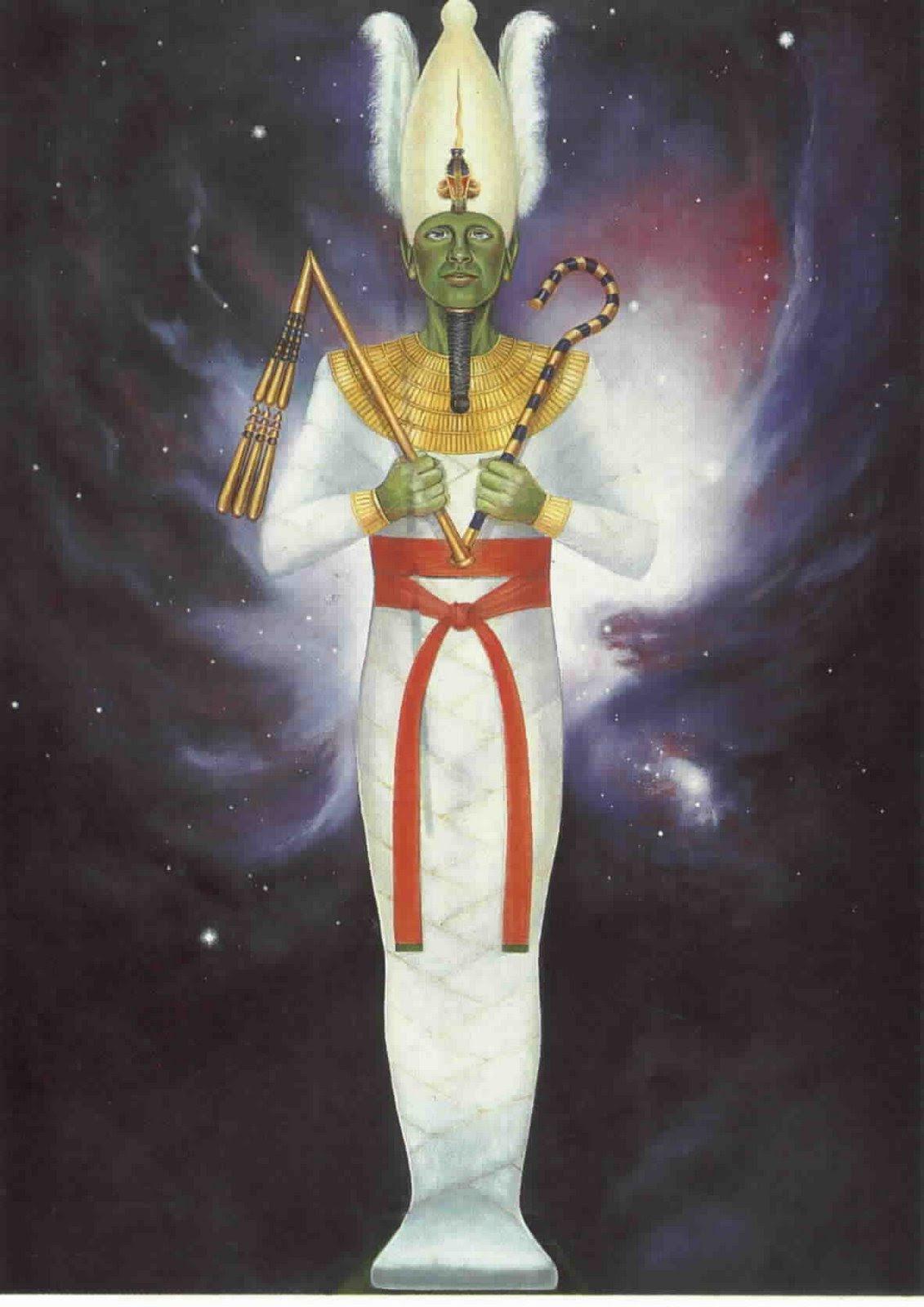 Patung Dewa Maut Osiris Bergerak Sendiri..!