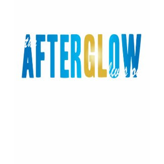 Afterglow Black Ladies T-shirt shirt