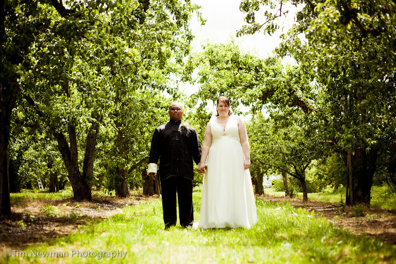 Jennifer and Darnell wedding preview