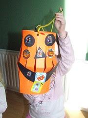 Aine's pumpkin