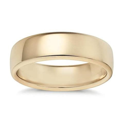 Avital & Co Jewelry Yellow Gold 4.2mm 14k Comfort Fit Ring