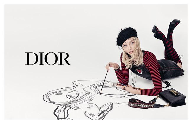 Dior Spring Summer 2018 Ad Campaign 7