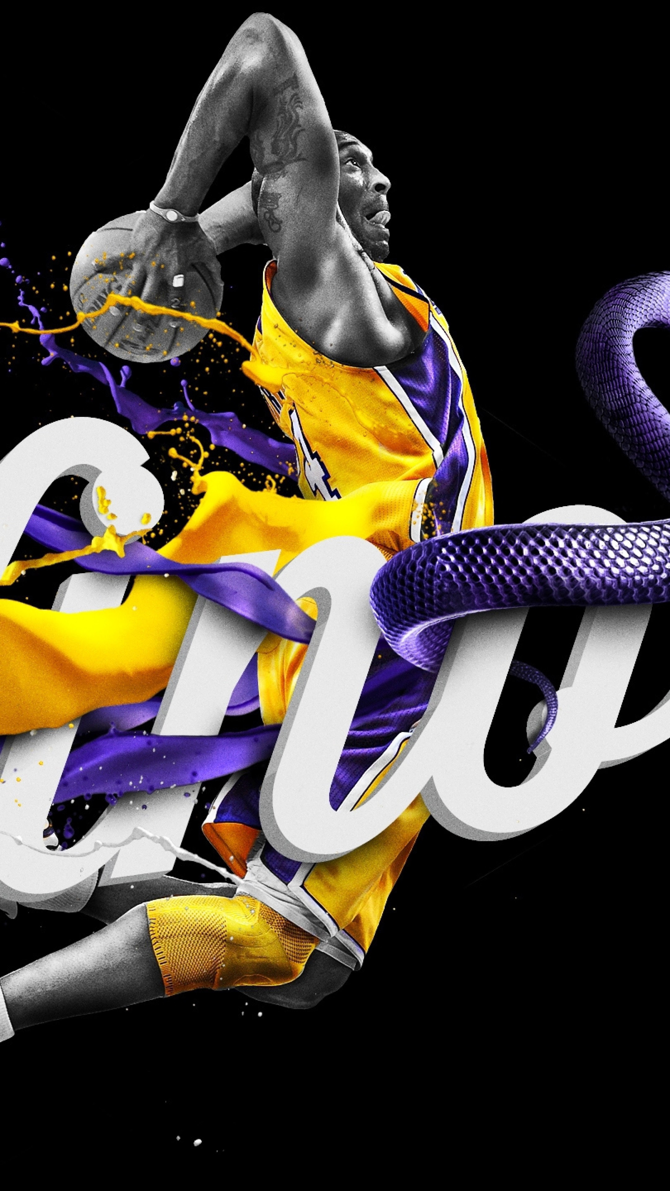 Kobe Bryant Logo Wallpaper (66+ images)