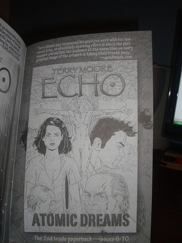echo blurb 1