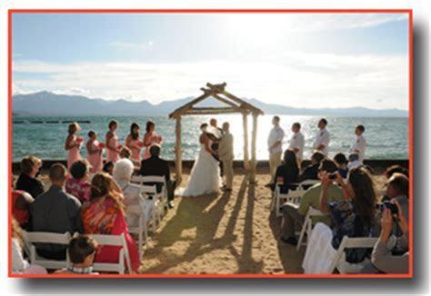 Horse and Carriage Wedding   Beach Wedding in Lake Tahoe