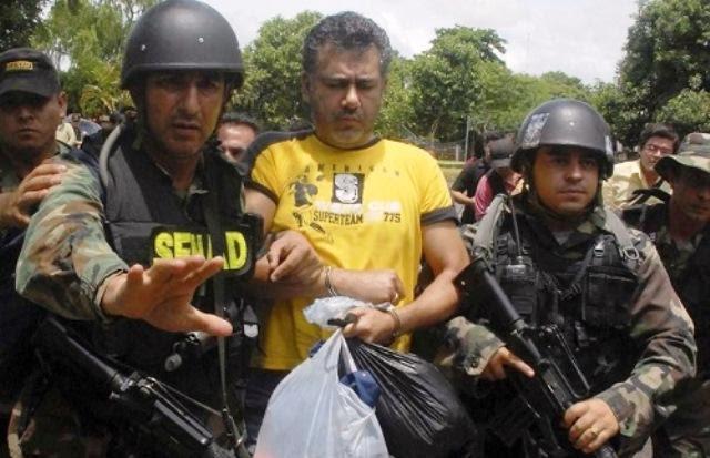 Chefe do tráfico na fronteira com o Paraguai é preso de novo por vender cocaína para o Rio Grande do Sul Arquivo ABC Color/