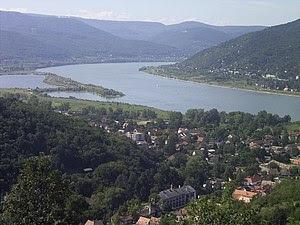 A famous tourist destination: the Danube Bend
