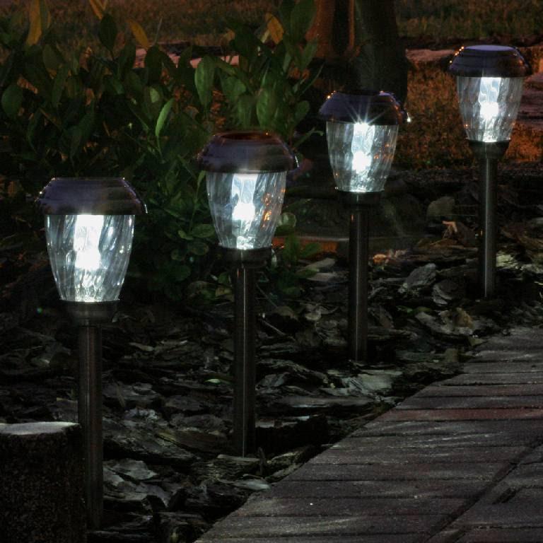 Solar Lighting - Outdoor Landscape Lights