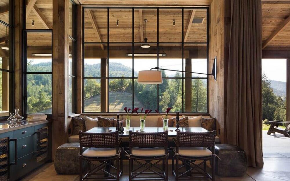 nhà bằng gỗ