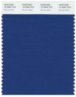 2012 09 Monaco Blue Pantone 2013 Color of the Year   Monaco Blue