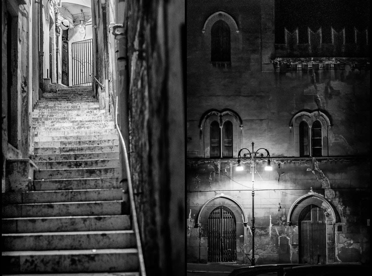 Sciacca in Black and White