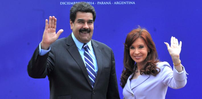 (CFKArgentina)