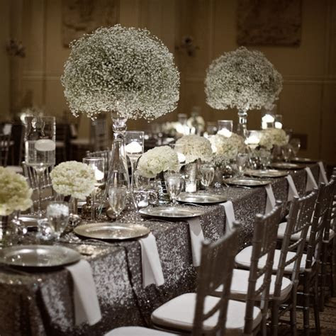 winter wedding sparkle   blog   zest floral and event