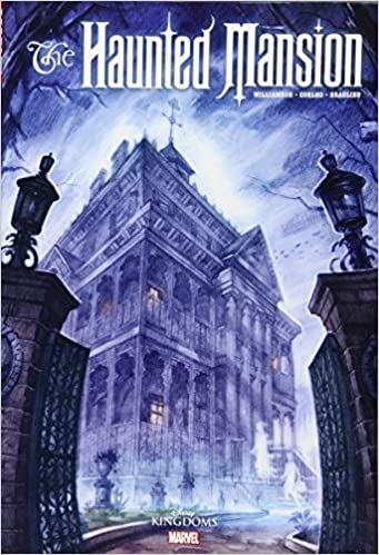 Disney Haunted Mansion Comic Book