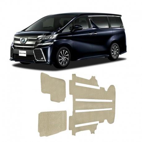 3M Karpet Mobil Toyota Velltire 2020 Full Karpet Bagus u