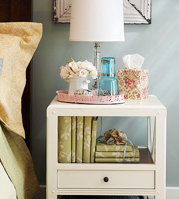 Neat and Nifty Nightstand