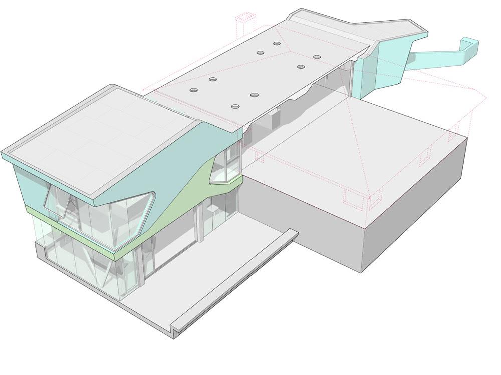 Neil-Denari-Architects, ARQUITECTURA, CASAS, DISEÑO, RENDERS