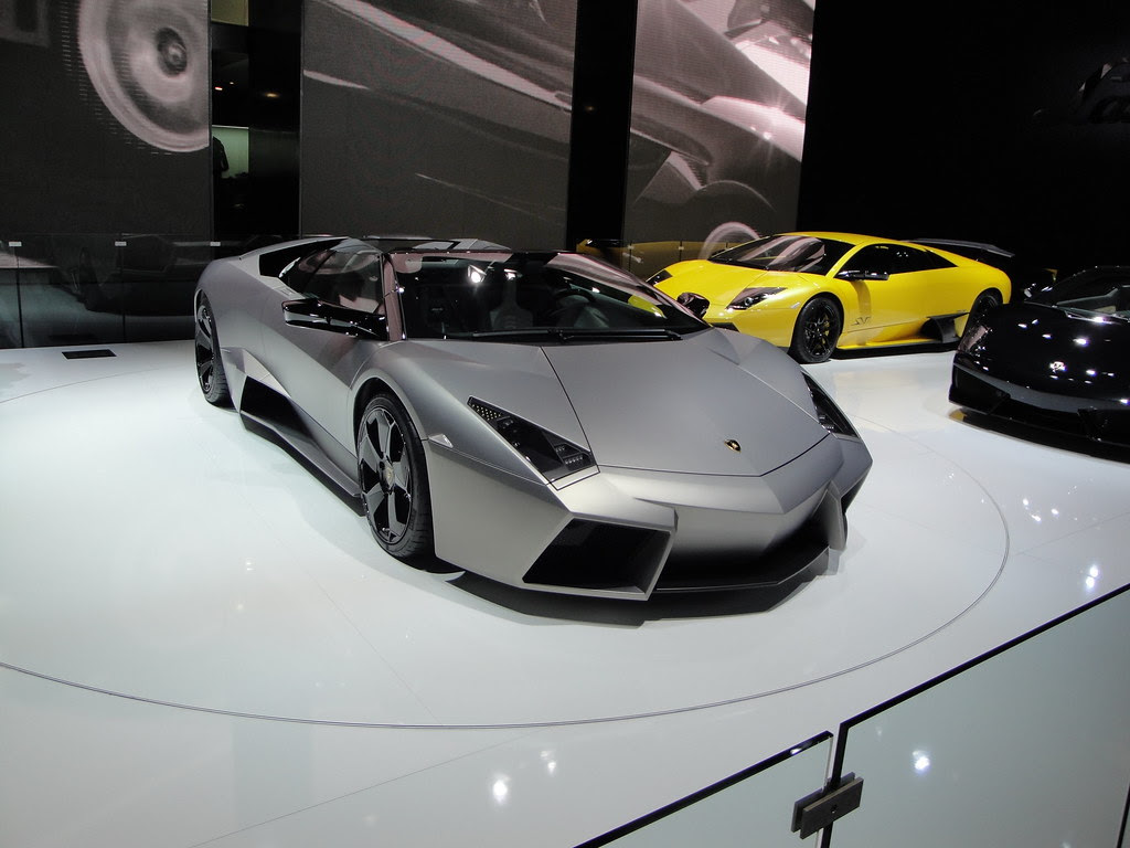 3 Units Of Limited Edition Lamborghini Revent N To SG General Car
