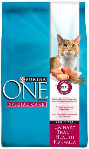 Purina ONE Urinary Tract Health Formula Cat Food - 7 lbs ...